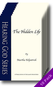 Hidden Life, The (10 Pack) by Martha Kilpatrick
