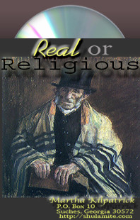Real or Religious by Martha Kilpatrick