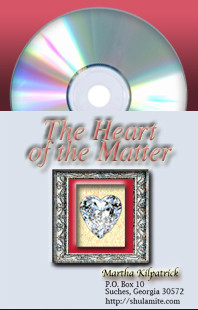 Heart of the Matter, The by Martha Kilpatrick