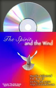 Spirit and the Wind, The by Martha Kilpatrick