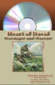 Heart of David by Martha Kilpatrick