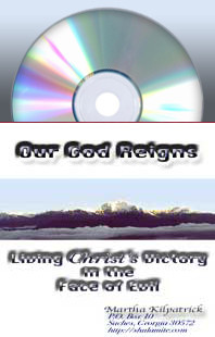 Our God Reigns by Martha Kilpatrick