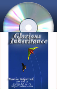 Glorious Inheritance by Martha Kilpatrick