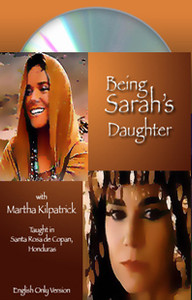Being Sarah's Daughter Martha Kilpatrick