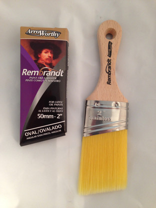 "Rembrandt 2"" Stubby Brush"