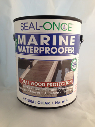 Seal Once Marine Total Wood Protection Us Paint Supply