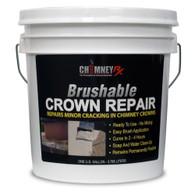 Chimney Rx Brushable Crown Repair