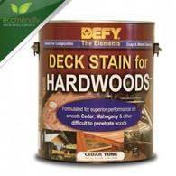 Defy Deck Stain for Hardwoods