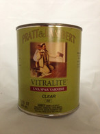 Vitralite UVA Spar Varnish- Pratt and Lambert