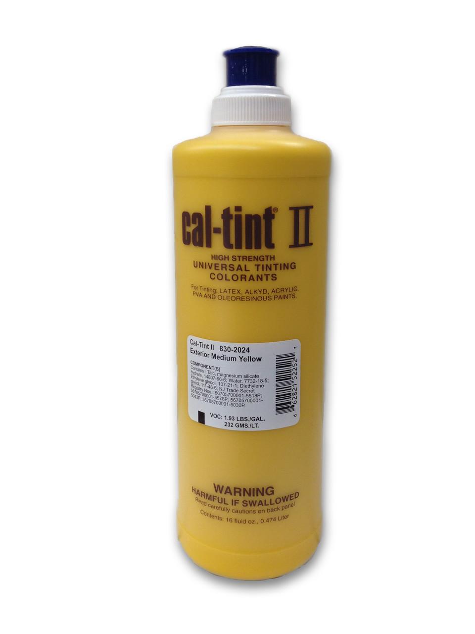 Cal-Tint II 830 Universal Tinting Colorant