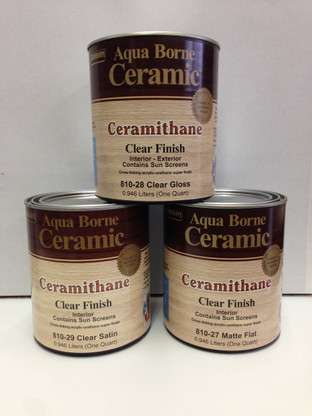 Ceramithane Clear Finish