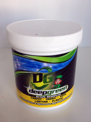 Deep Green Stain Remover - Front
