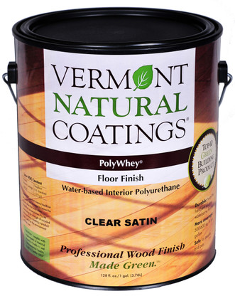 Polywhey Natural Floor Finish Vermont Natural Coatings