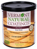 Vermont Natural Coatings Natural Floor Finish - Clear Semi-gloss Quart