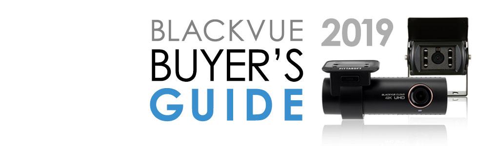 2019 BlackVue Dashcam Buyer's Guide