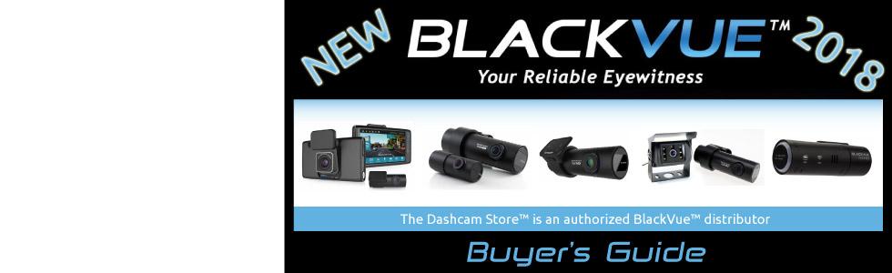 2018 BlackVue Dashcam Buyer's Guide