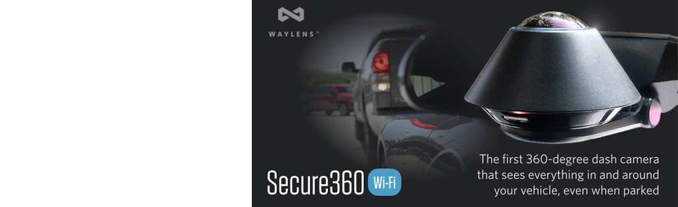 Waylens Secure 360 Dashcam