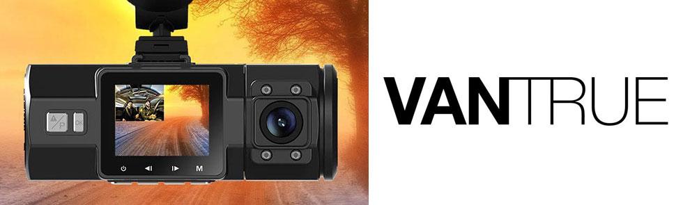 Vantrue Dash Cameras header logo