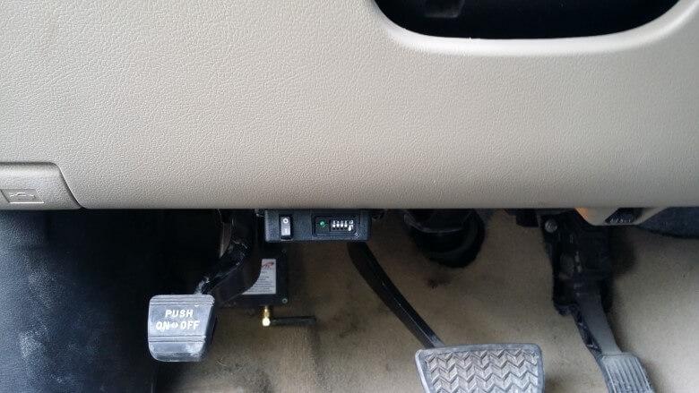 image: Power Magic Pro Installation | Fleet Dashcam Case Study: San Antonio Sweeping Service | The Dashcam Store Blog