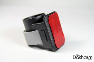 Pittasoft BlackVue DR500GW-HD or DR550GW-2CH dashcam mount.