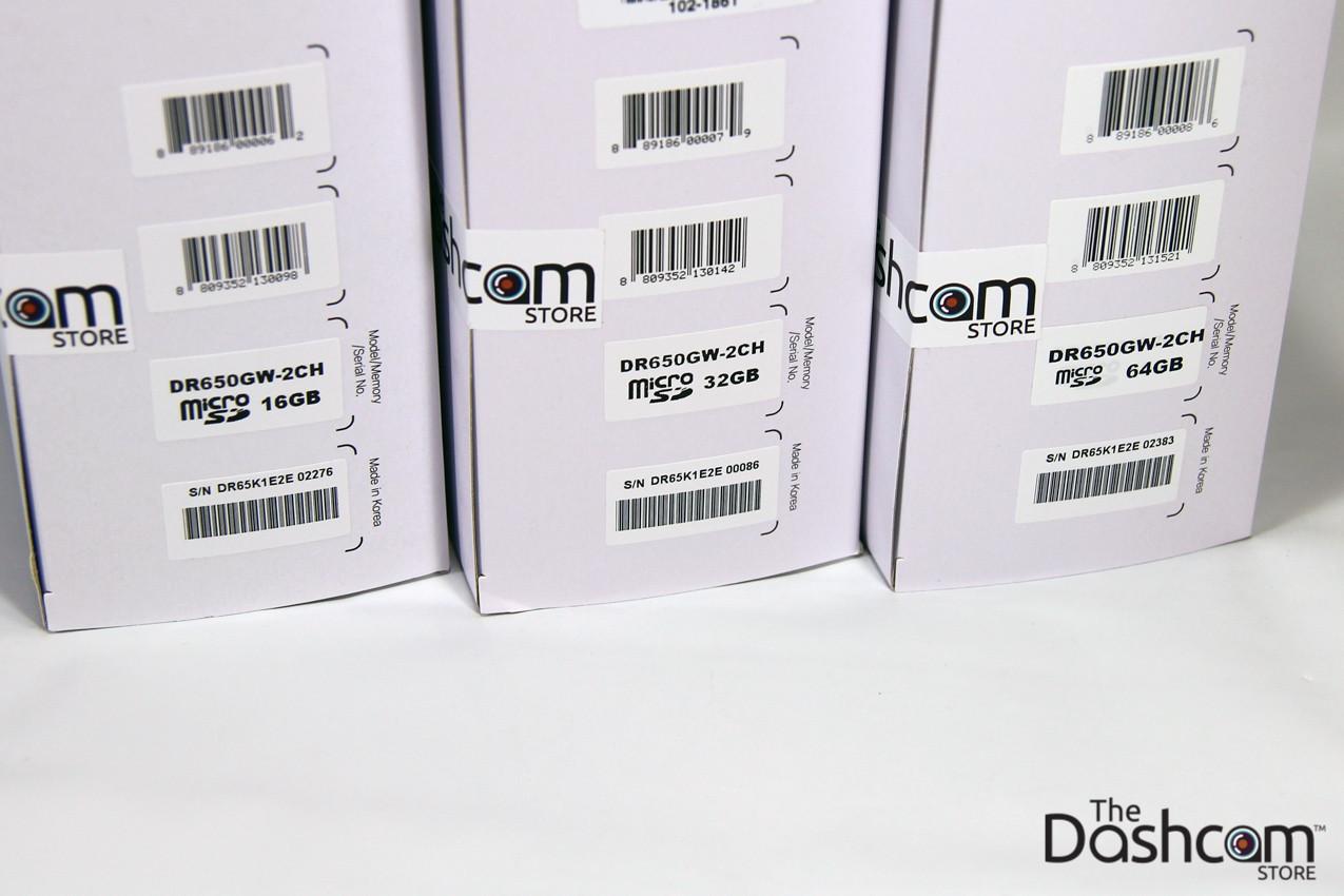 Buy The New Blackvue Dr650gw 2ch Dual Lens 1080p Wifi Gps Dash Cam Blackbox Fleet Dr650 Truck Larger More Photos