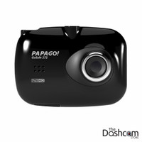 PAPAGO! GoSafe 272 Full HD 1080p Single Lens Dashcam - front view