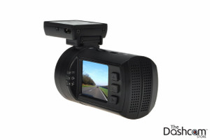 Mini0806 1296p Ultra HD Dashcam with GPS and Dual microSD card slots