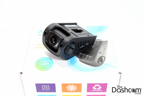 A118C/B40C miniature discreet capacitor dash cam
