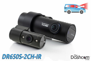 blackvue dr750s 2ch dual 1080p gps wifi dashcam for front rear