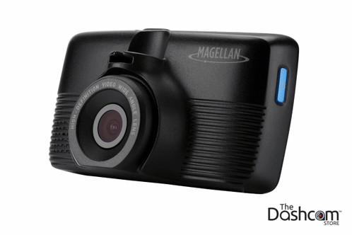 Magellan MiVue 420 Super HD 1296p Single Lens Dash Cam