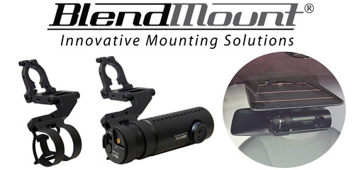 BlendMount BlackVue Dashcam Mirror Stem Mount | Made in the USA