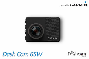 Garmin Dash Cam 65W | 1080p Super-Wide Angle Single Lens Dashcam