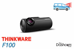 Thinkware F100 Full HD 1080P Dash Camera | For Front-Facing Audio and Video Recording