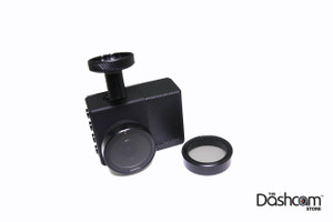 Slip-On Polarizing Filter for Garmin Dashcam 45/55 | Installed | The Dashcam Store