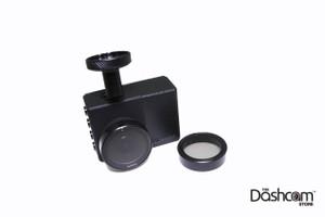 Slip-On Polarizing Filter for Garmin Dashcam 45/55 | Installed | The Dashcam Store