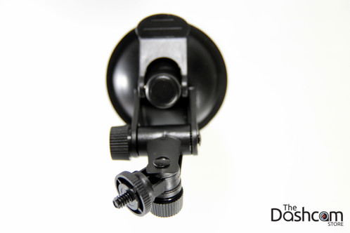 Screw Type Suction Cup Windshield Mount for DVR-R300