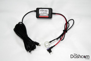 Dashcam Installation Kit (Dash Cam Hardwire Kit) - Mini Fuse input and USB (Mini-B) 5v or 12v output