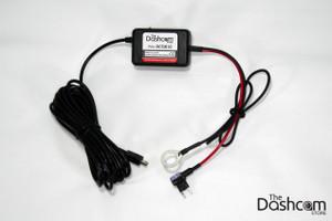 Dashcam Installation Kit (Dash Cam Hardwire Kit) - Mini Fuse input and USB (Mini-B) 5v or 12v output