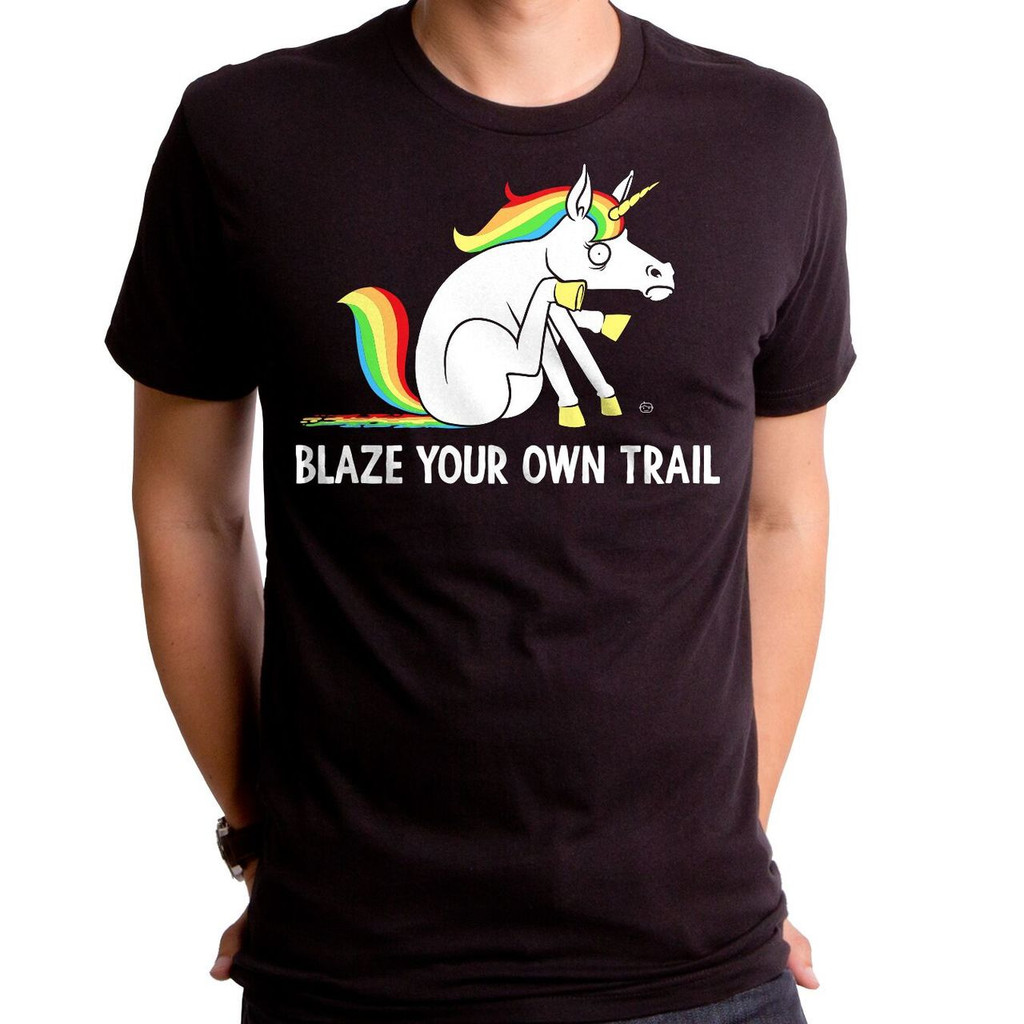 Blaze Your Own Trail Men's T-Shirt