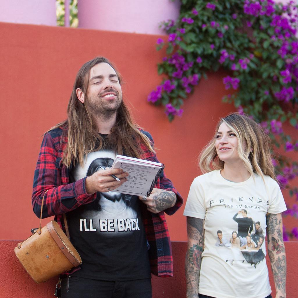 I'll Be Back Jesus Men's T-Shirt