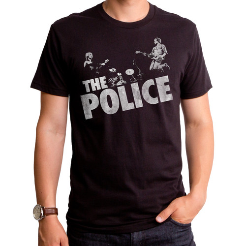 The Police Zenyatta Trio Men's T-Shirt