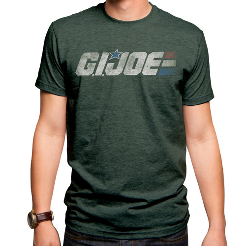 GI Joe Retro Men's T-Shirt