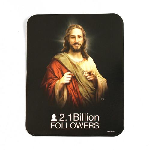 Two Billion Followers Sticker