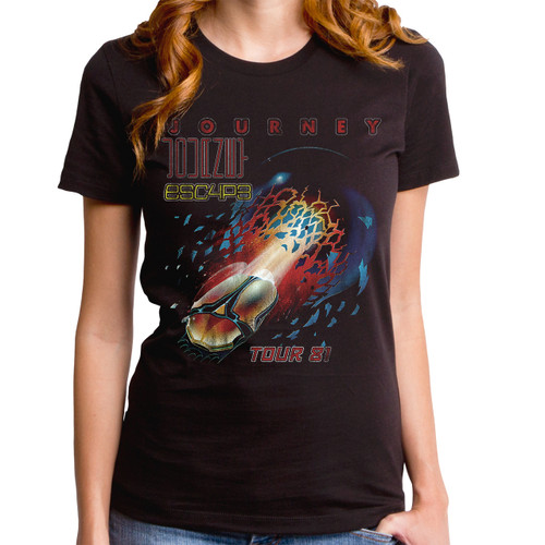 Journey Escape Tour 81 Women's T-Shirt