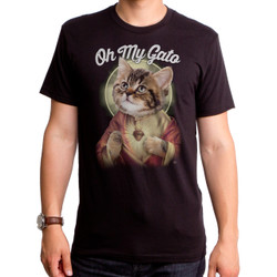 Oh My Gato Men's T-Shirt