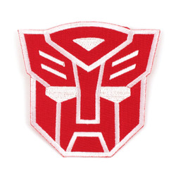 Transformers Autobots Logo Iron-On Patch