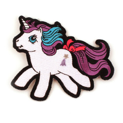 My Little Pony Baby Glory Iron-On Patch