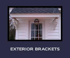 exterior brackets