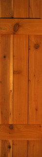 """One of our best sellers, these wood exterior shutters are truly stunning. Made from 1 1/2"""" western red cedar, they are durable and built to last"""