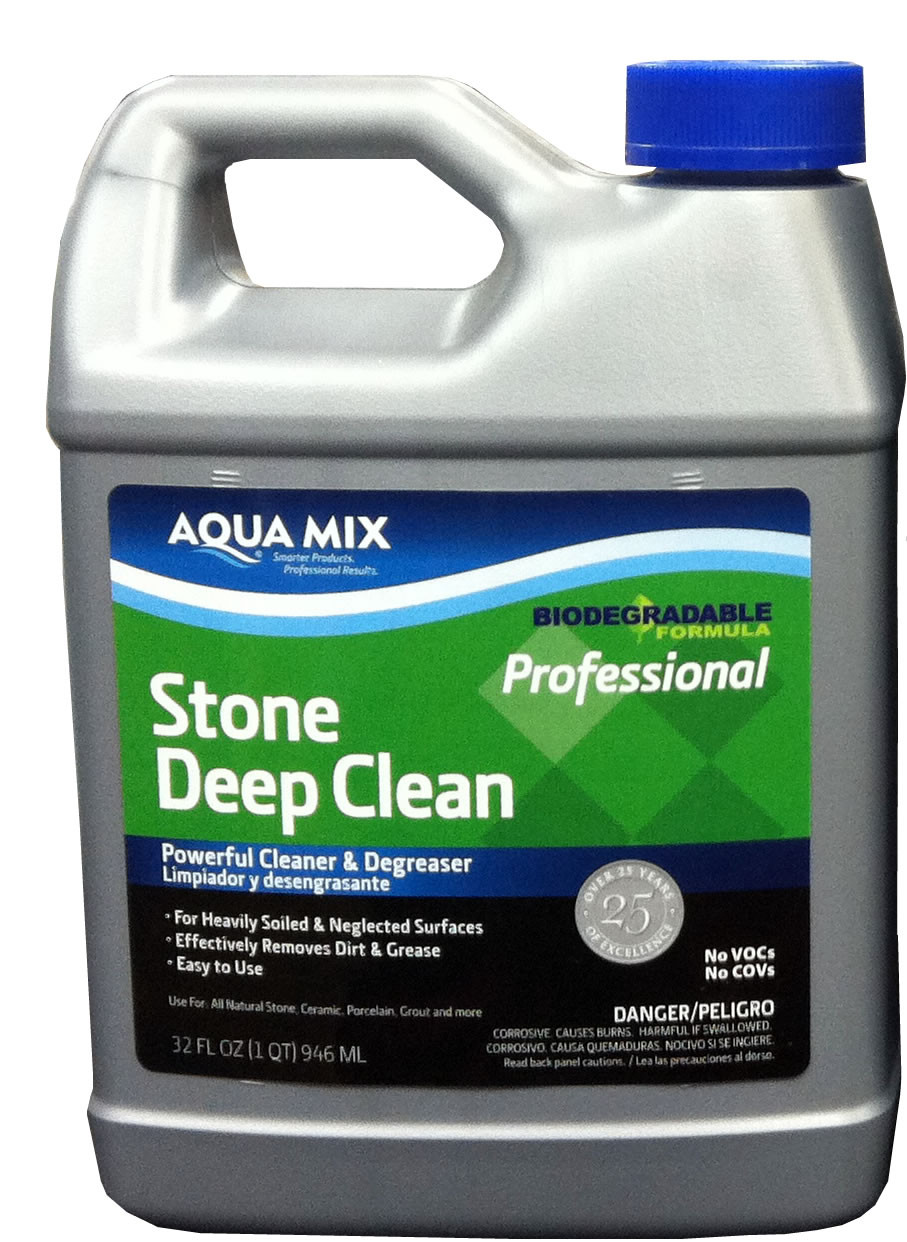 Aqua Mix Stone Deep Clean 32oz